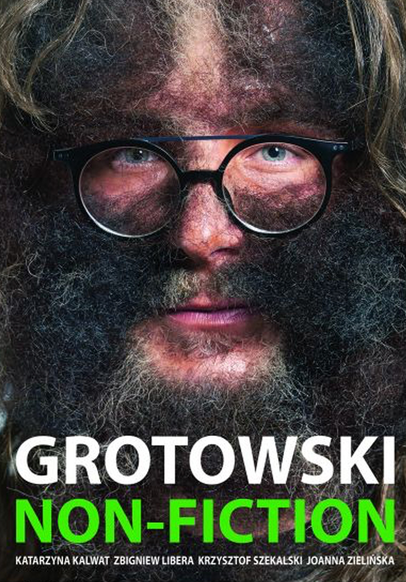GROTOWSKI NON-FICTION