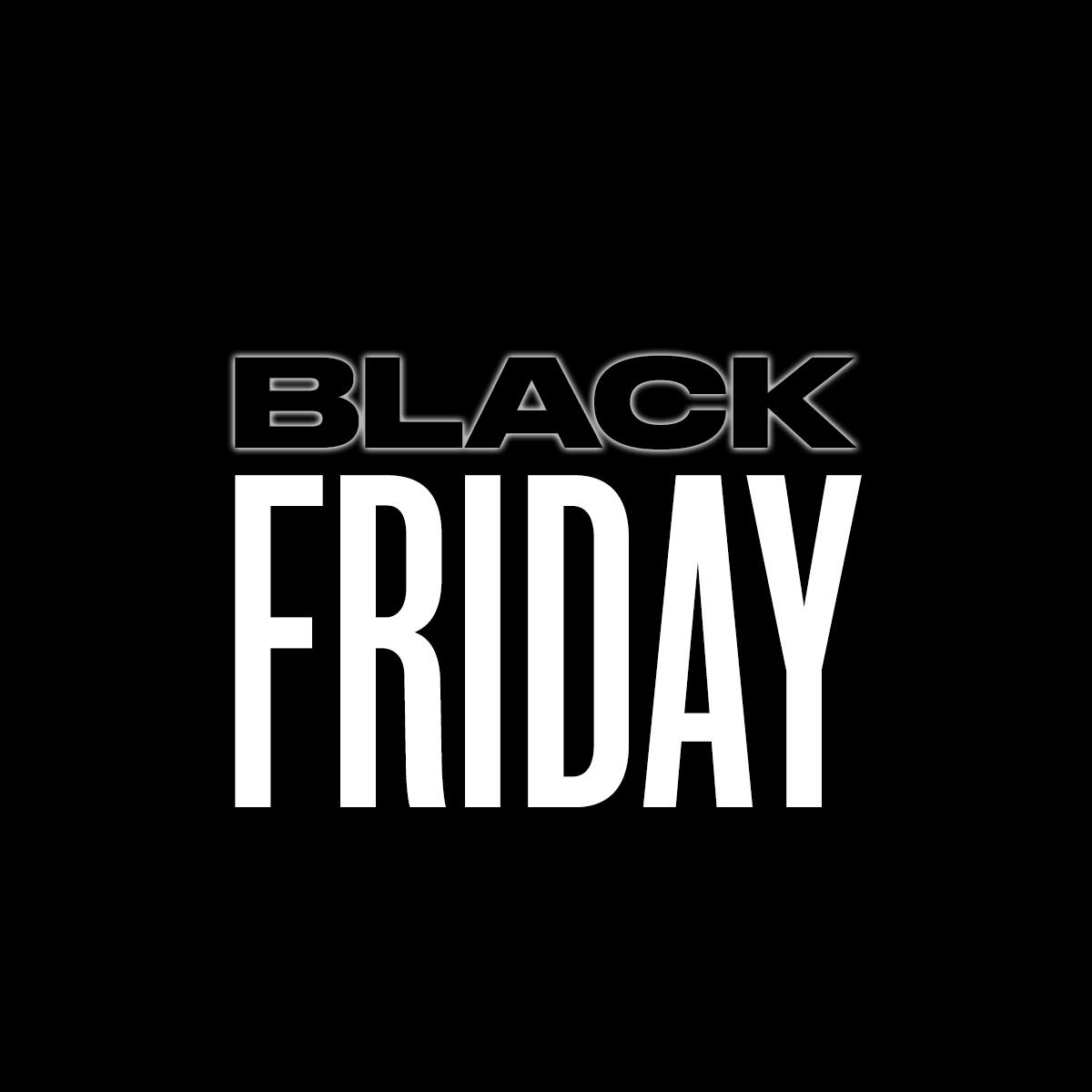 29 listopada - BLACK FRIDAY w Teatrze