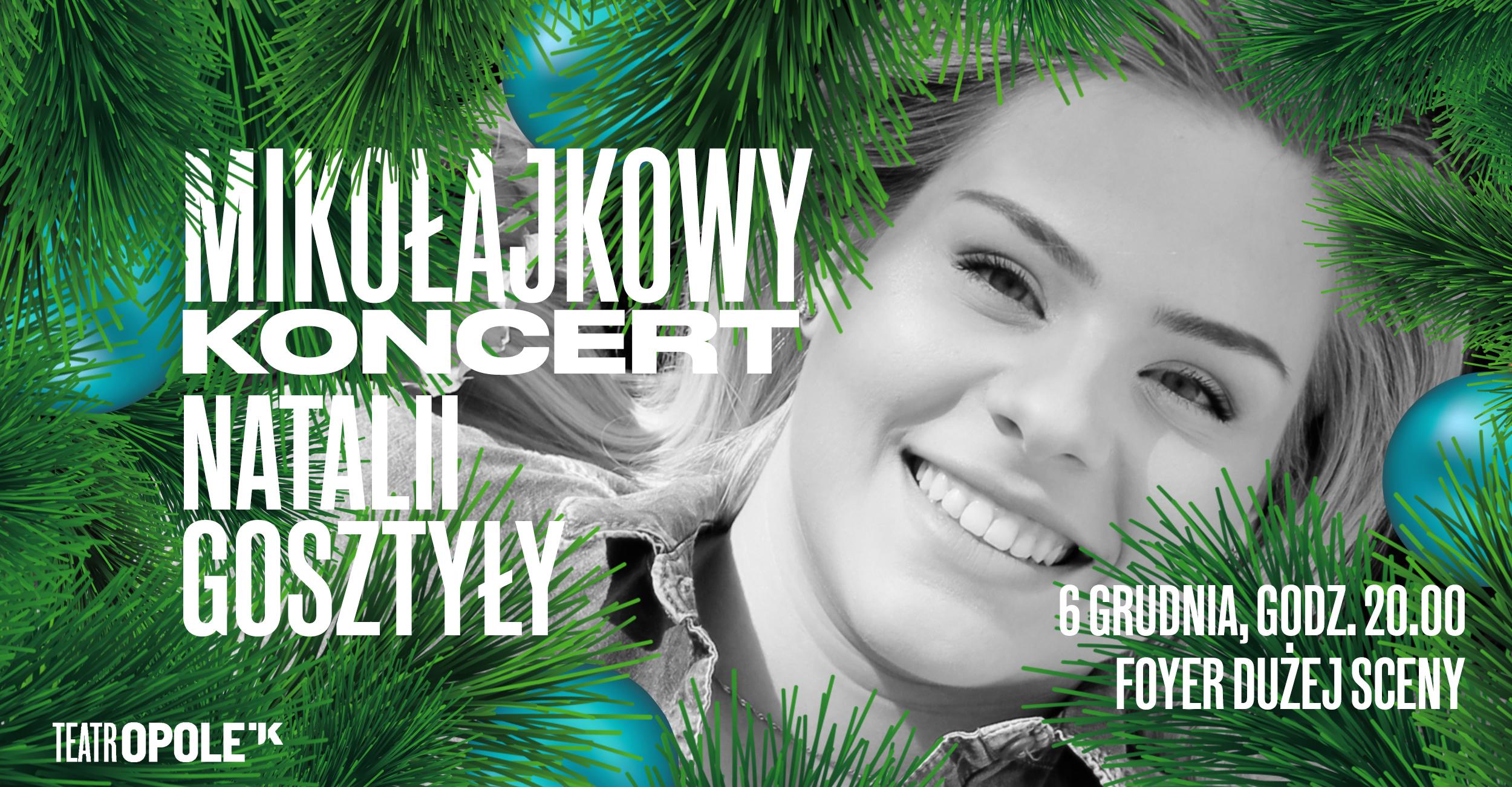 Koncert mikołajkowy. Zapraszamy 6 grudnia